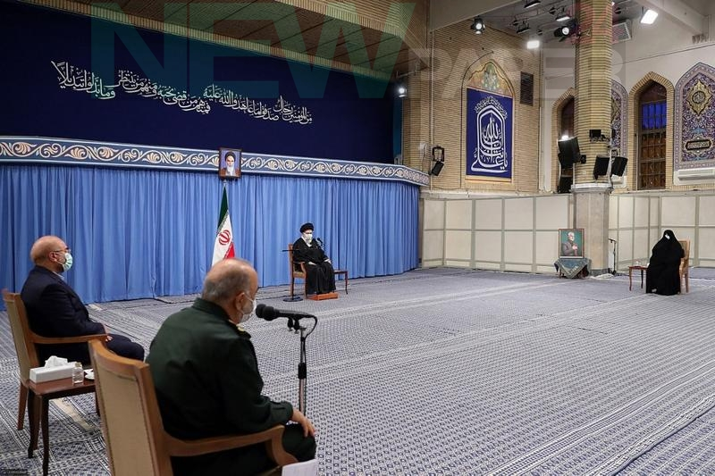 We are very happy to see Trump leave office -Iran president