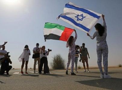 uae cabinet ratifies normalising ties with israel
