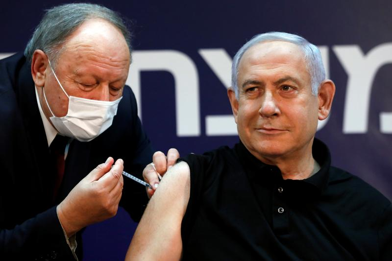 Israel Could Be First Country to Vaccinate Entire at-Risk Population