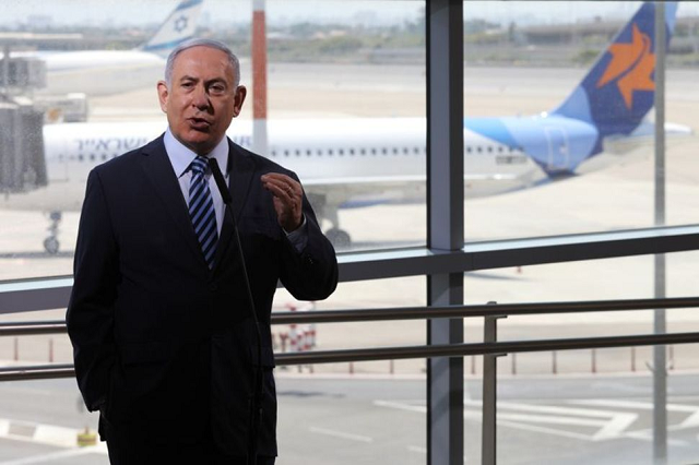 israelis protest against netanyahu despite virus lockdown