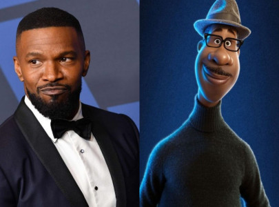 jamie foxx puts some soul into christmas at the movies