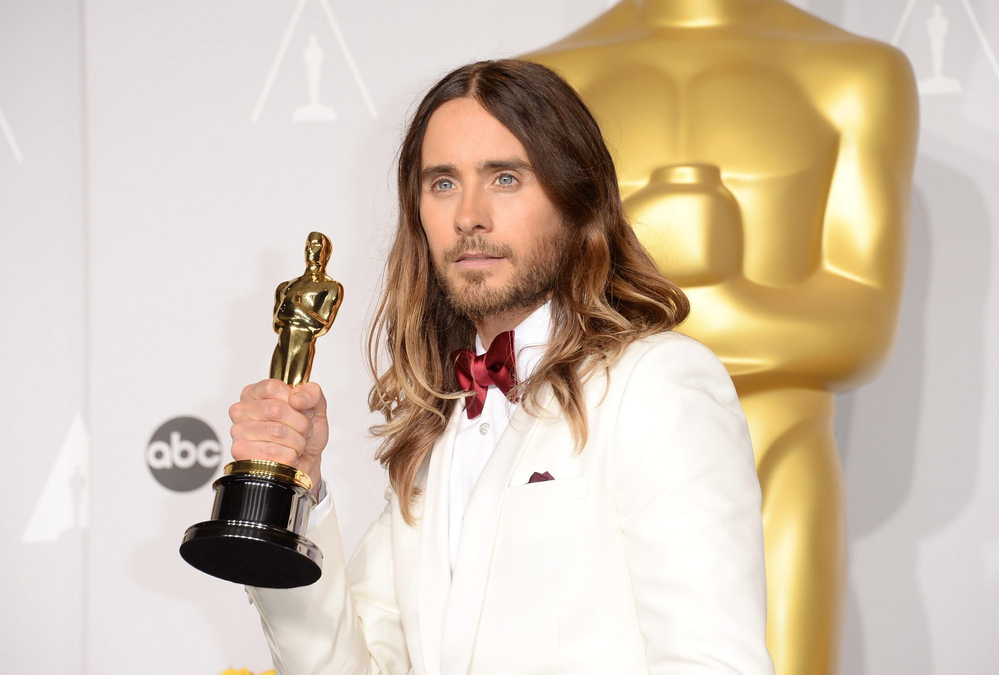 Jared Leto Says His Oscar's 'Magically' Disappeared Three Years Ago