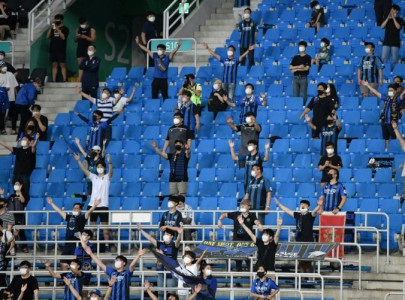 k league fans back at 25 percent capacity as virus controls ease