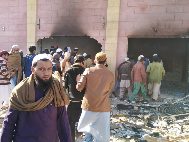 31 arrested after mob attack on Hindu temple in Khyber Paktunkhwa
