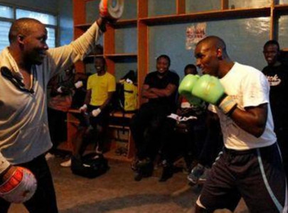 kenyan lawyer brings boxing and justice to the slums