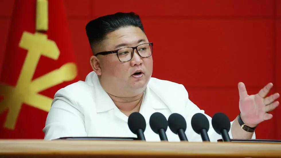 north korea s kim calls us our biggest enemy in challenge to biden