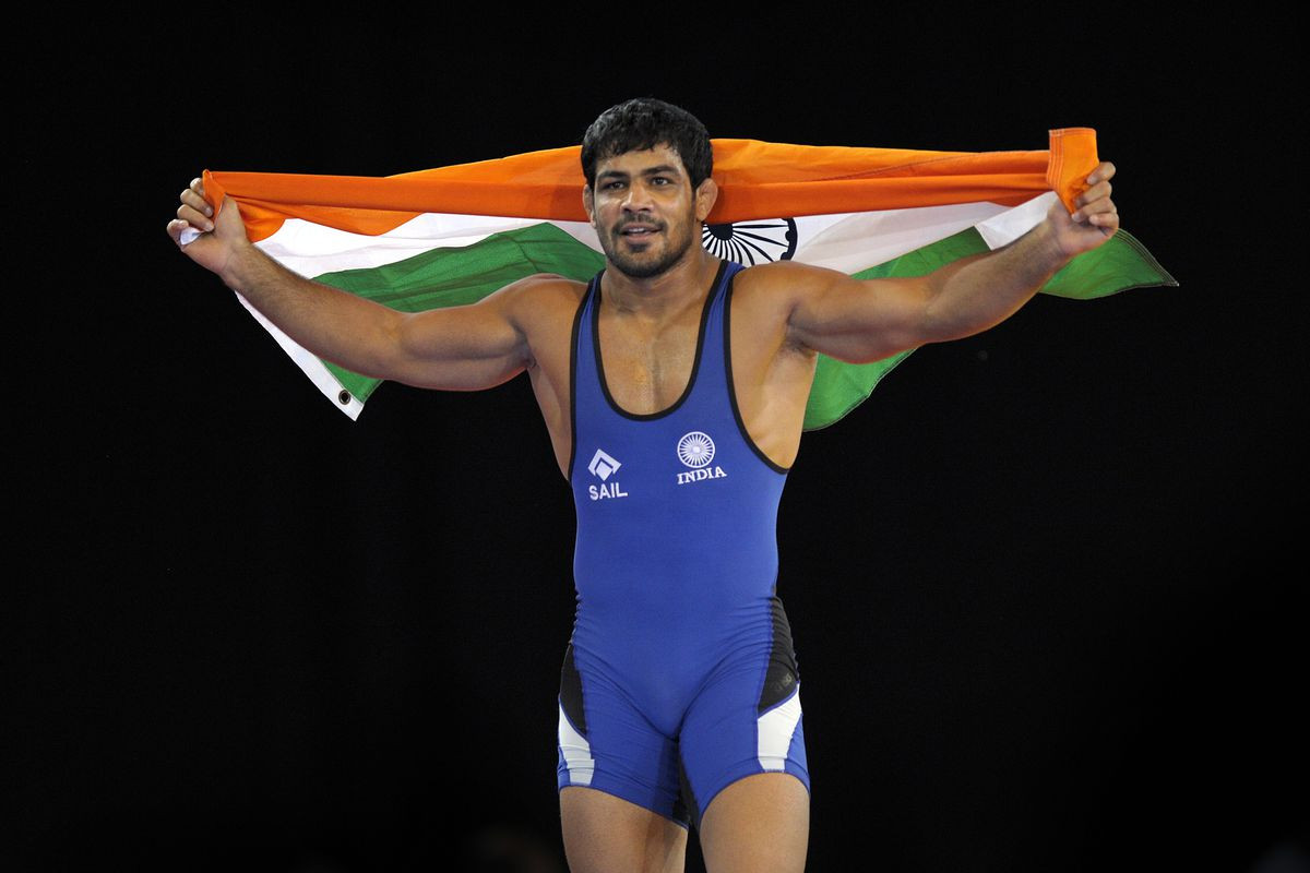 Indian Olympic medallist to watch Games from behind bars