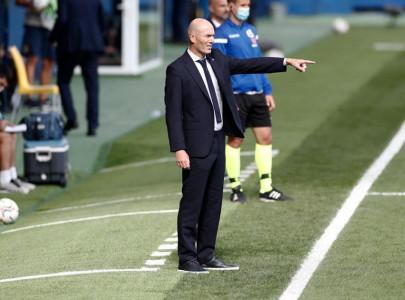 zidane happy as real win again