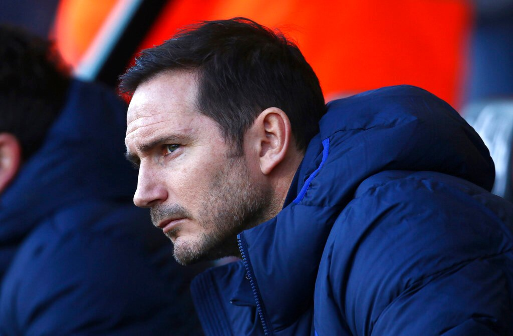 lampard disappointed with chelsea exit as tuchel set to take charge