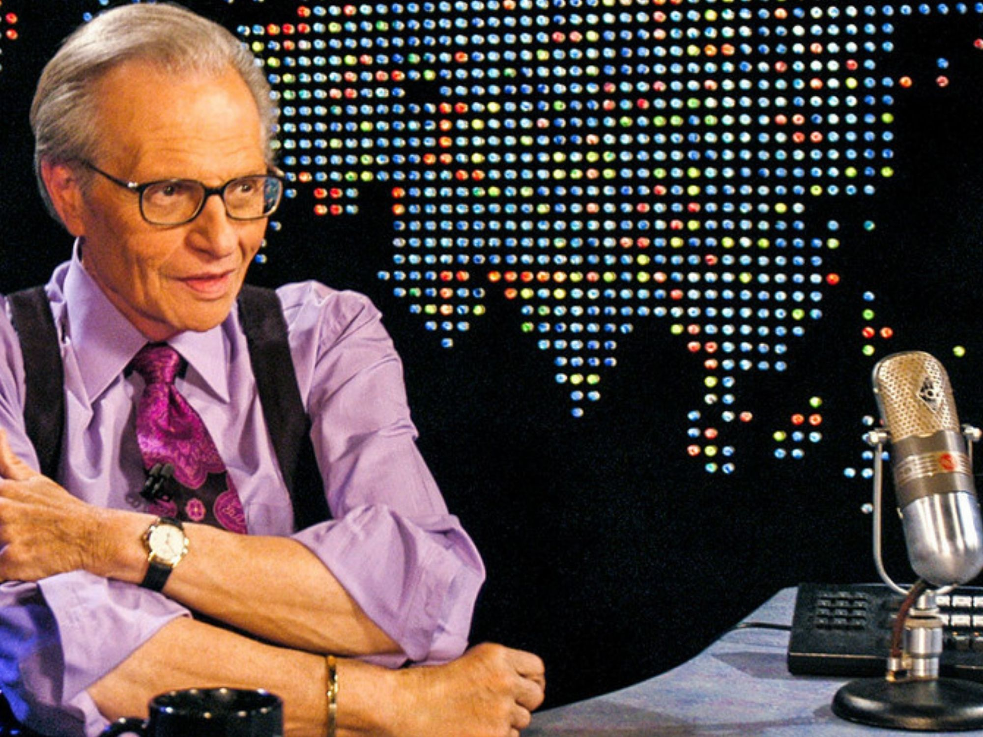 American broadcasting giant Larry King passes away at 87
