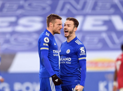 vardy maddison expected to miss fa cup tie at stoke