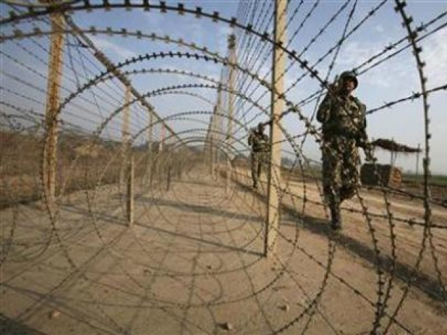 ispr says pakistan army responded effectively to indian firing photo reuters file