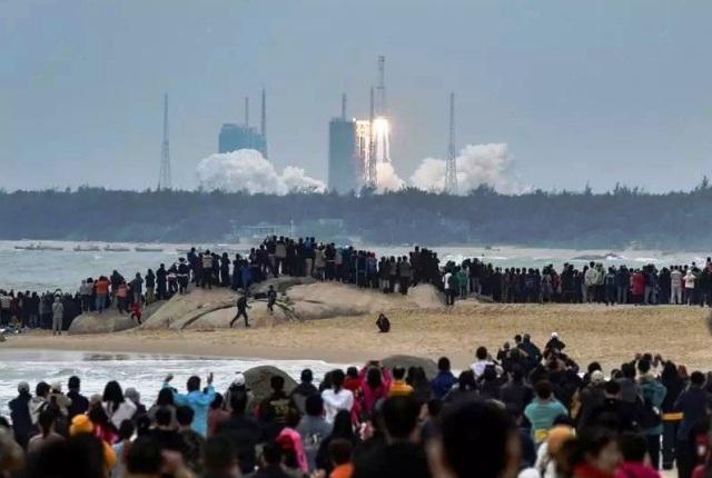 china s new long march 8 rocket makes maiden flight