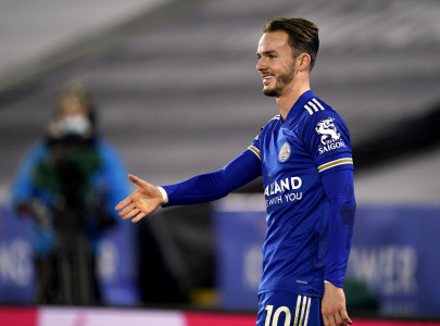 maddison says leicester ok with covid compliant celebrations