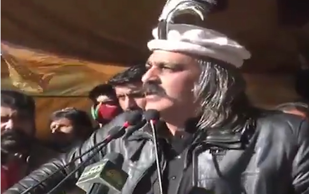 gandapur draws ire for sexist remarks