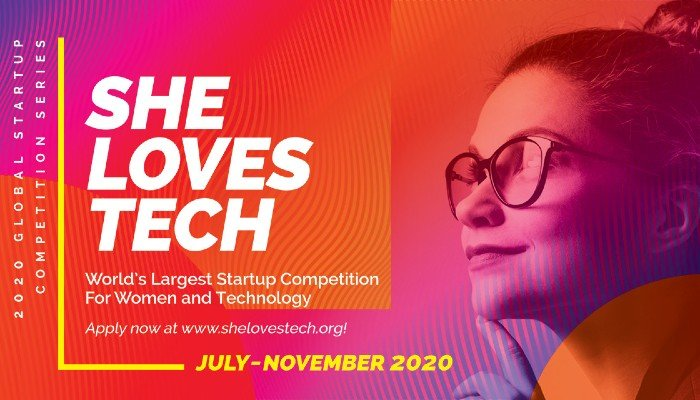 the world s largest startup competition for women in technology has been welcomed in the country for the fourth time photo twitter