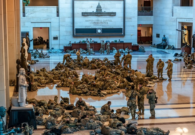 Idaho National Guard sending 300 guardsmen to assist with Joe Biden Inauguration