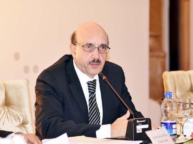 azad jammu and kashmir president sardar masood khan photo twitter masood khan