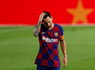 messi still unhappy at barcelona