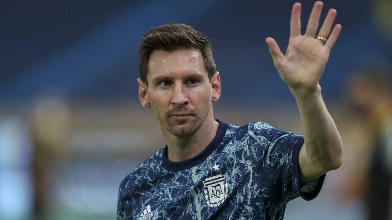 Messi confesses to worrying about contracting Covid-19