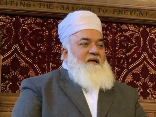 pml n mpa distances himself from sharif s speech