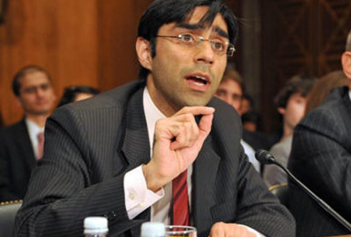 special assistant to prime minister sapm on national security and strategic policy planning dr moeed yousuf photo courtesy usip