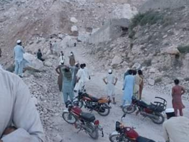 almost a third of mohmand mines at high risk