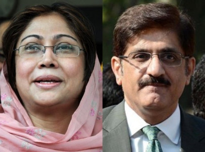 replace sindh cm says zardari s aide