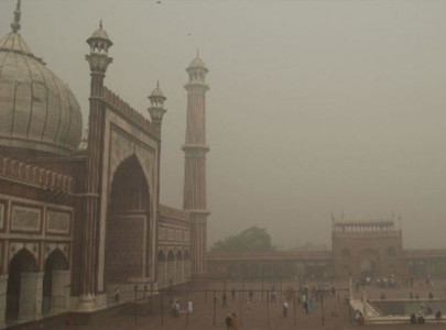 air quality in india s capital hits 8 month low