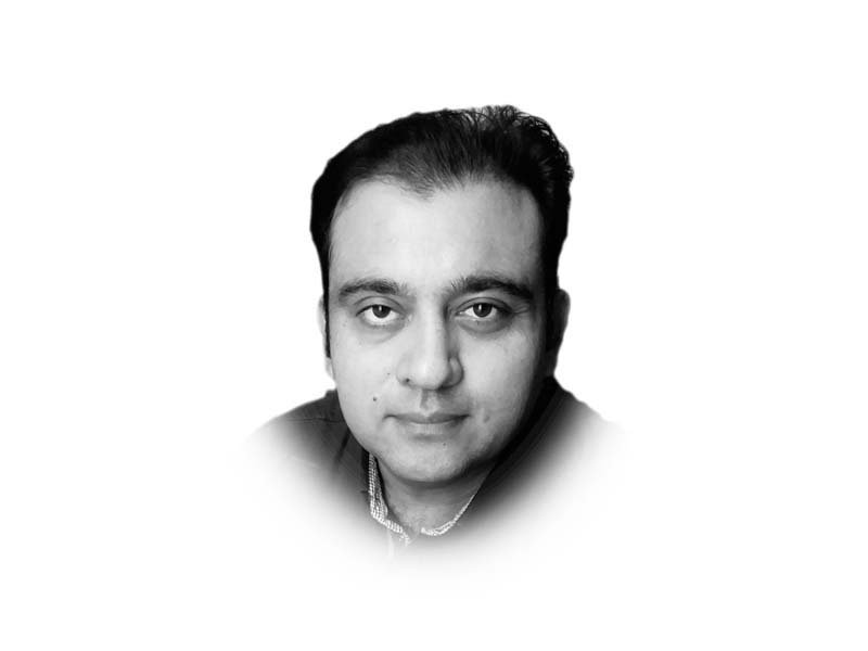 this writer is a senior foreign affairs correspondent at the express tribune