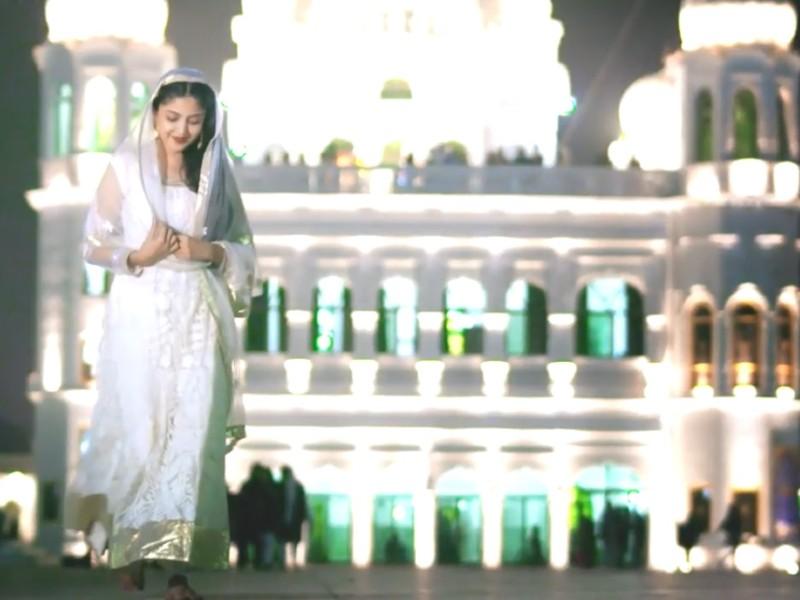 pakistan releases song on kartarpur to promote religious harmony