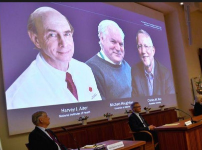 virus hunting trio wins nobel for hepatitis c discovery