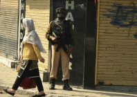 occupied kashmir has been fighting the indian rule for more than 70 years and has seen decades of unrest that has claimed tens of thousands of lives photo afp