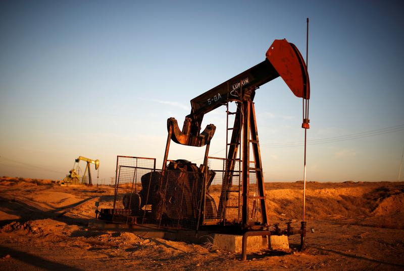 oil is currently in a wait and see mode with market participants looking at the vaccination pace photo reuters