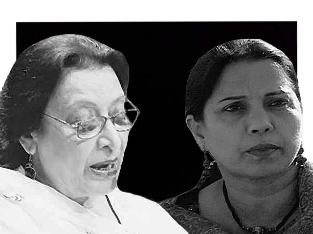 how fahmida riaz and ishrat afreen s writing evokes the tragedy of karbala