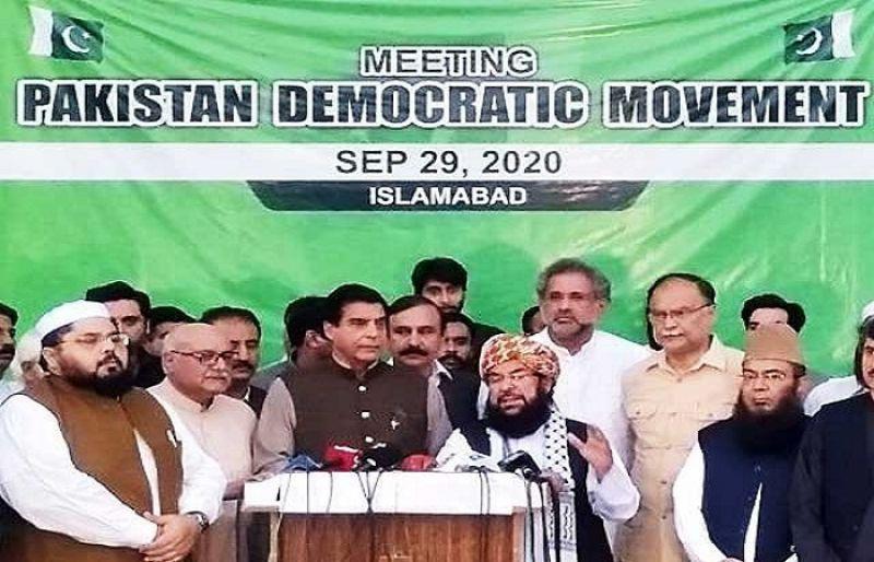 is pakistan democratic movement fizzling out