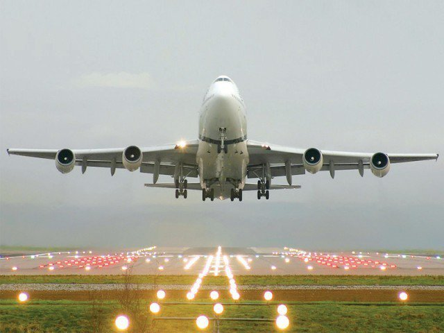 Grounded PIA plane arrives in Pakistan