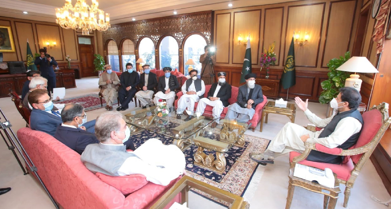PM vows to foster closer cooperation with Afghanistan