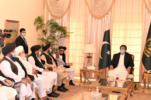 pm encourages afghan sides to reduce violence
