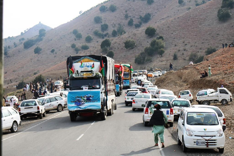 paki afghan border crossing point ghulam khan photo twitter ambassadorsadiq