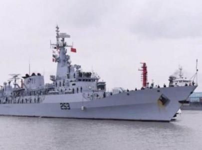 watch pakistan south korean navies conduct bilateral exercise passex