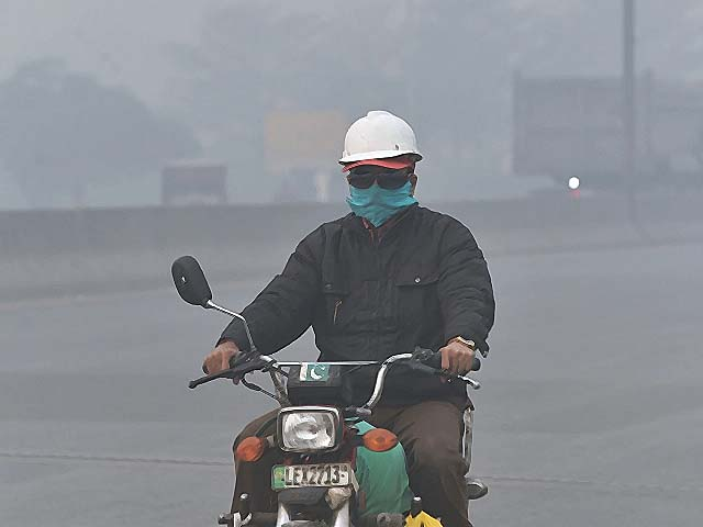 why pakistan s smog crisis is a public health emergency