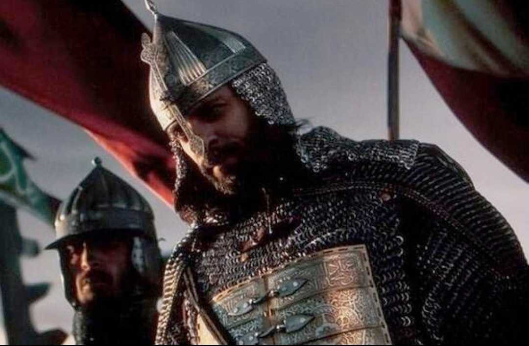 the role of sultan salahuddin ayyubi has previously been essayed by ghassan massoud in the 2005 hollywood film kingdom of heaven