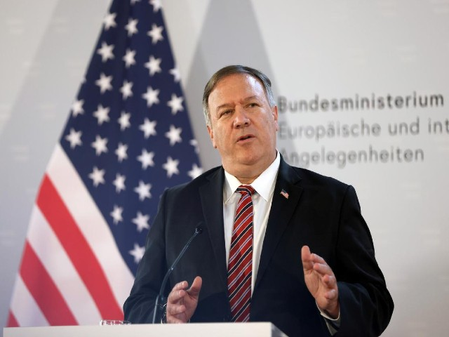 Pompeo: Iran is a 'new home base' for Al-Qaeda