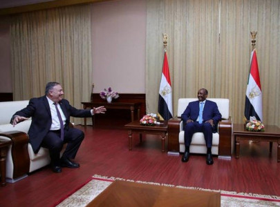 israel sudan agree to normalise ties with us help joint statement