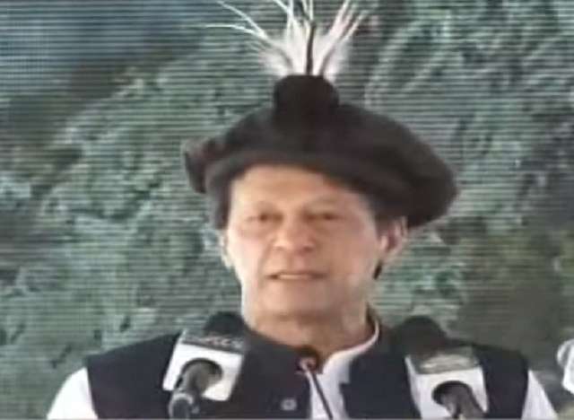 PM Imran announces Rs370b development package for G-B