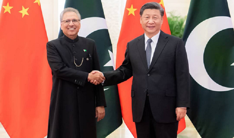 china ready to work with pakistan to jointly promote cooperation in region president xi jinping