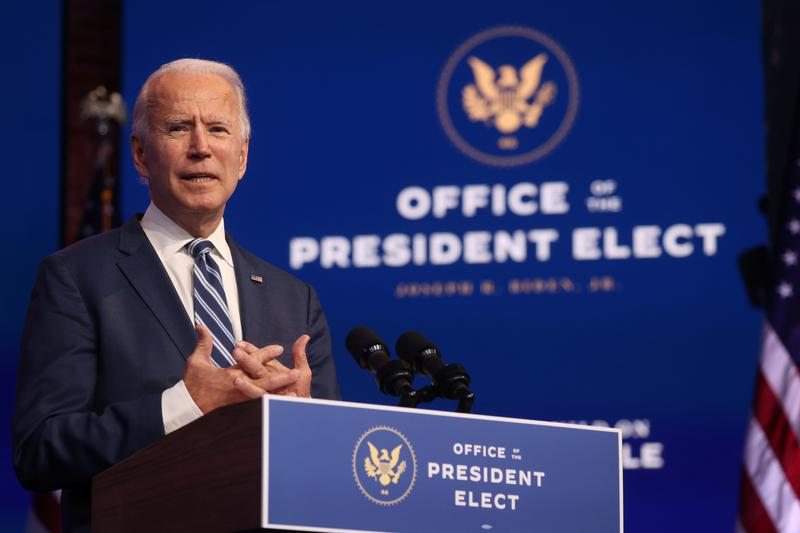 biden urged by 32 advocacy groups to reject big tech influence