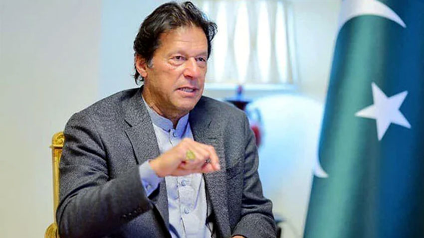 prime minister imran khan photo radio pakistan