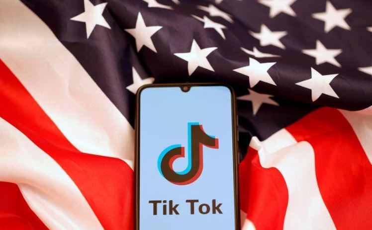 TikTok has up to 80 million active monthly users in the United States. PHOTO: REUTERS